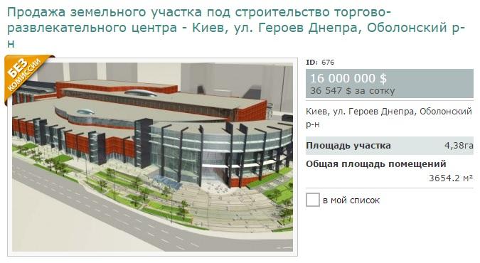 5c5d6a17839a На месте рынка возле метро Героев Днепра может появиться новый ...