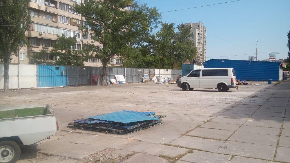 97efd30ae98e Рядом со станцией метро «Героев Днепра» появится обновленный рынок ...